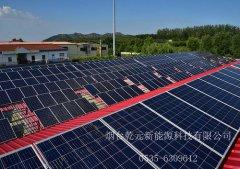 烟台太阳能发电的设置原理
