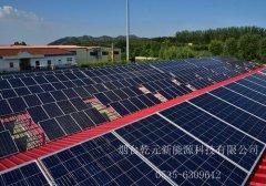 如何让烟台太阳能发电实实在在运行