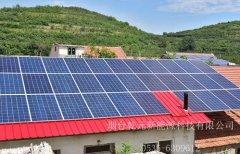 烟台太阳能发电离网发电设计方法