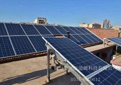 烟台太阳能发电与居民建筑的结合